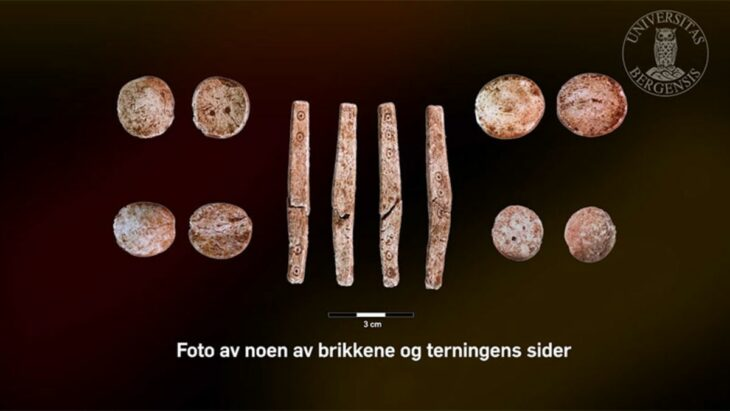 Archaeologists Uncover 1700-Year-Old Board Game