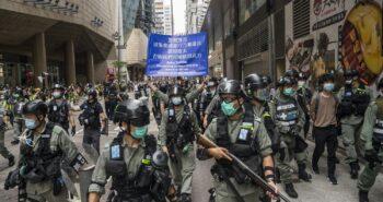 China's Surging Nationalism Has Claimed Hong Kong