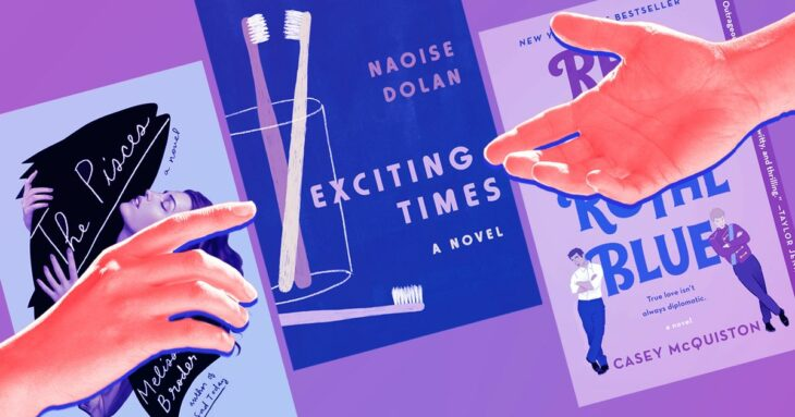 Horny and romantic books that will completely consume you