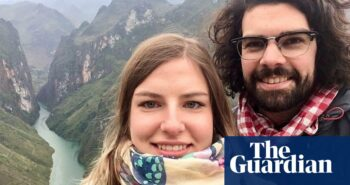How we met: 'He asked if I'd ever been breastfed wine by a man'