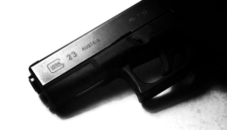 Women who own handguns at 35X risk of suicide