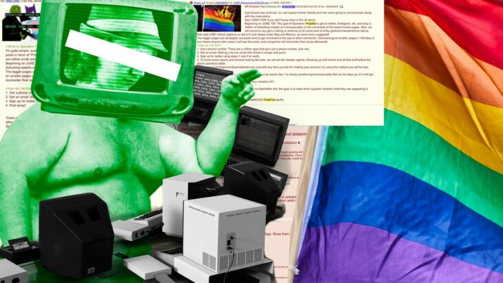 Inside Operation Pridefall: 4chan's Attempt to Bring Down Pride 2020