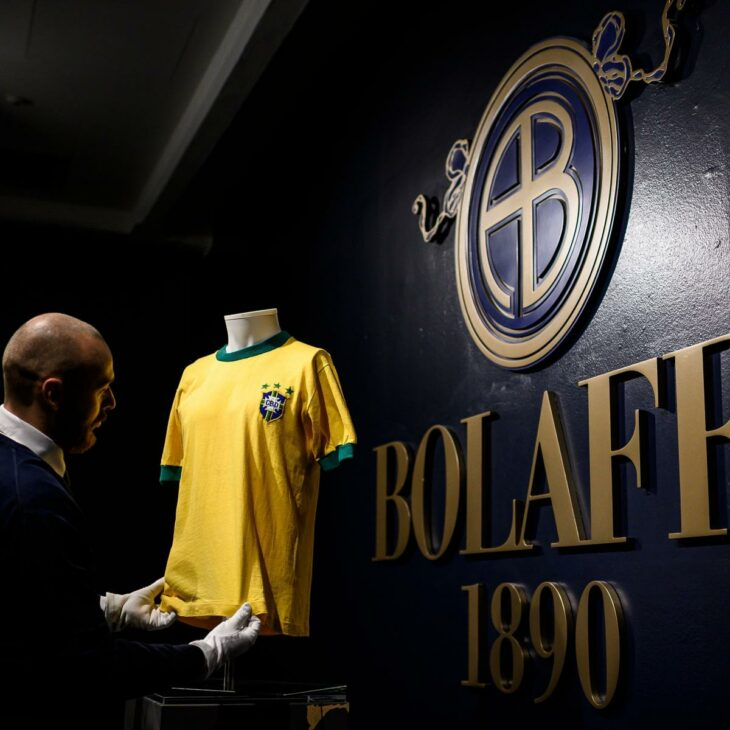 Boots, Balls and Kits: In Search of Football Memorabilia's Holy Grails