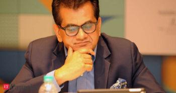 Embrace new normal, says Niti Ayog CEO