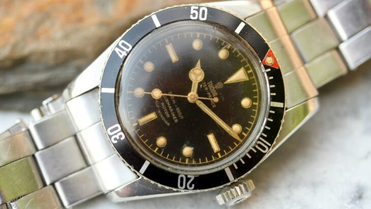 Bring a Loupe: An Impossibly Cool Yema, A U.S. Navy-Issued Tudor, And An Unconventional Vacheron Constantin