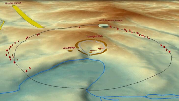 Gigantic Circular Structure Found Near Stonehenge