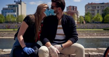 Coronavirus Is Out To Ruin Everything, Including First Kisses
