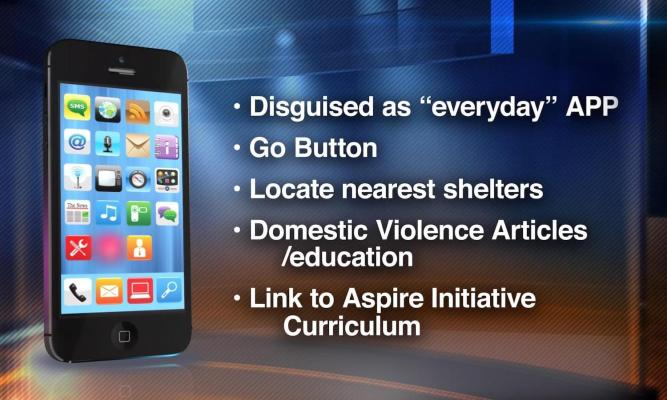 A domestic violence prevention app backed by Dr. Phil exposed victims' distress recordings