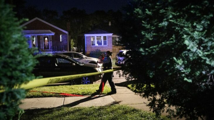 20-month-old boy, 10-year-old girl among 14 fatally shot over weekend in Chicago