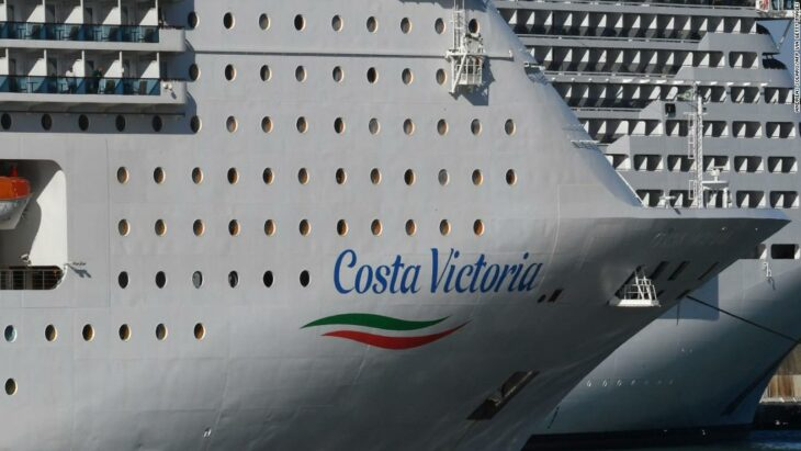 Carnival cruise ship earmarked for demolition