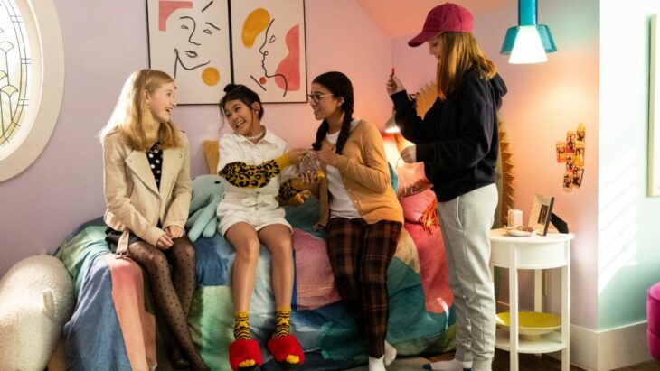 Netflix's The Baby-Sitters Club is captivating family TV