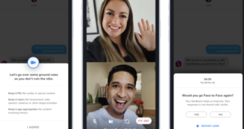 Tinder tests Face to Face video chat – CNET