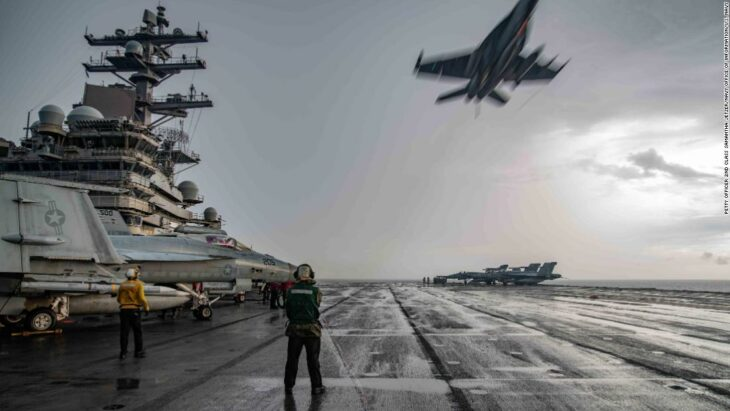 Opinion: Trump's risky nose-to-nose challenge to China in the South China Sea