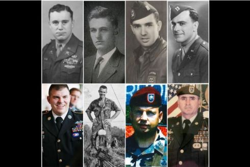 82nd Airborne Division to induct third hall of fame class at Fort Bragg