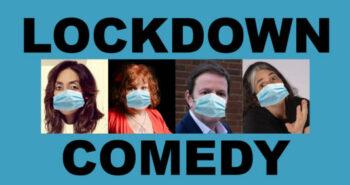 "7/16/20: Lisa Geduldig's ""Lockdown Comedy"" w/ Shazia Mirza & London Comedians – $10"