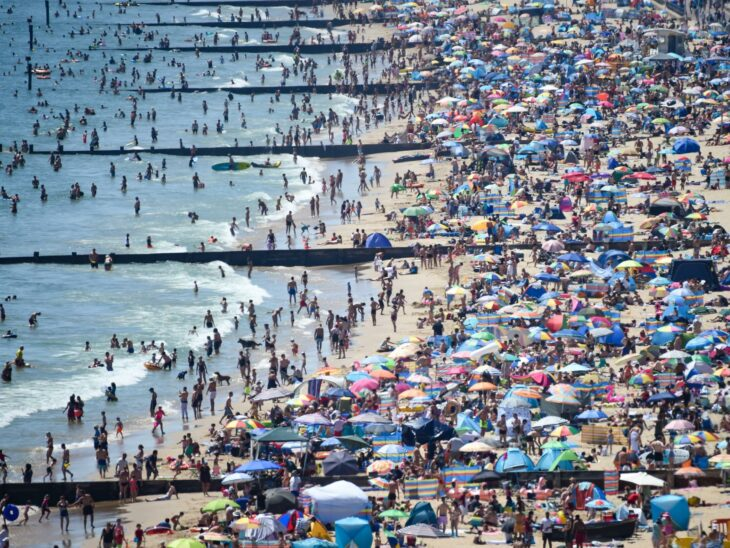 Climate crisis: First half of 2020 was second-warmest on record