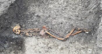 Railway Construction Exposes Iron Age 'Murder Mystery,' Among Other Finds