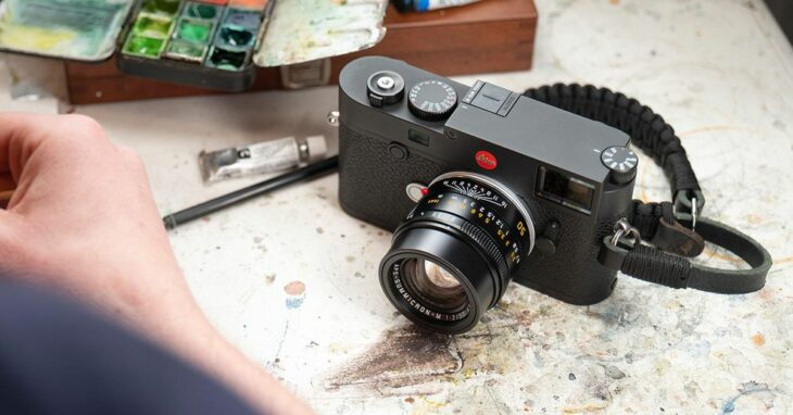 Leica's new $8,300 M10-R still feels like a camera from the '50s