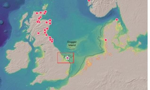 Scientists find new evidence of land-splitting tsunami 8,150 years ago off England's coast