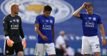 Disappointment if Leicester miss top four but big improvements needed – Rodgers