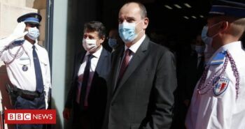France drugs: PM Castex to impose on-the-spot fines nationwide