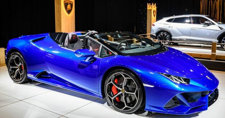 Miami Man Arrested After Buying Lamborghini With $4 Million COVID Relief Aid: Feds