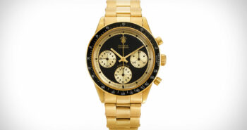 Rolex Daytona John Player Special Watch