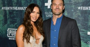 Brian Austin Green Speaks Out On Ex Megan Fox Dating Machine Gun Kelly