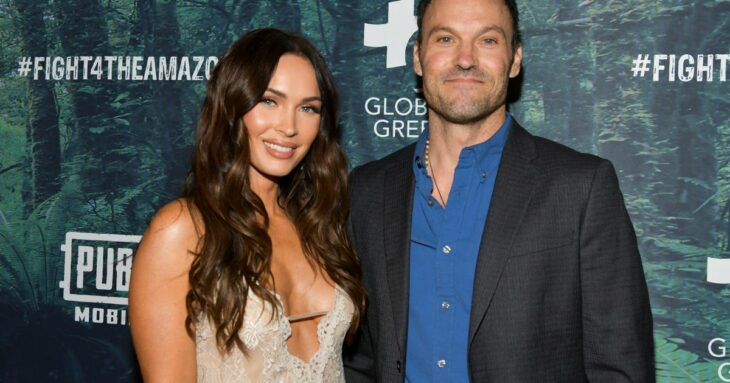 Brian Austin Green Speaks Out On Ex Megan Fox Dating Machine Gun Kelly