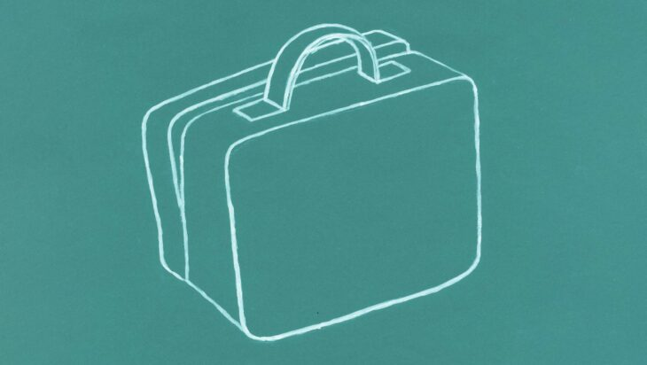 Frances Stonor Saunders: The Suitcase: Part Two