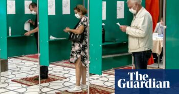 Belarus election: Lukashenko set to announce landslide victory amid fixing claims