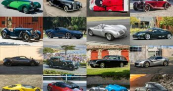 Virtual Monterey Car Week Auction Preview and guide to the good stuff