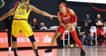 WNBA bubble rookie rankings: Chennedy Carter is proving her game translates perfectly to the pros