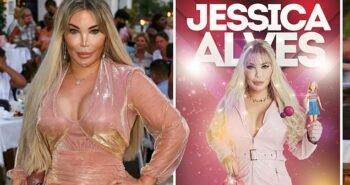 Transgender Jessica Alves lands major dating show