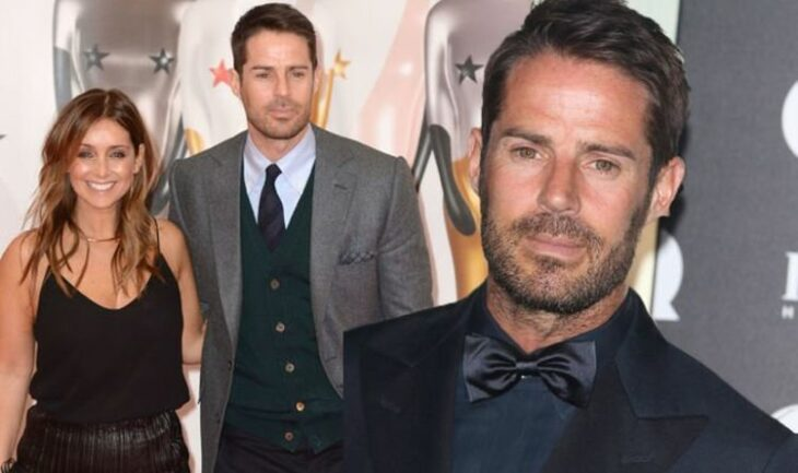 Jamie Redknapp 'dating' Frida Andersson-Lourie as he moves on from ex-wife Louise split – Express