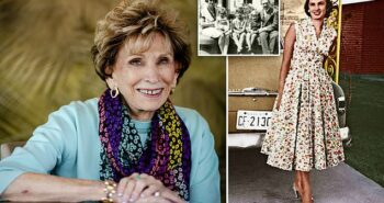 She survived Auschwitz, now 92, Dr EDITH EGER says . . . Learn to love your life
