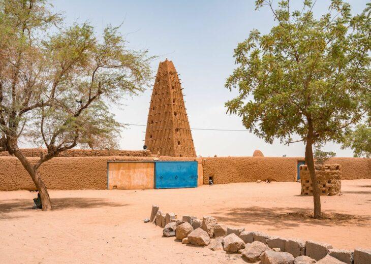 Timbuktu preserving artifacts