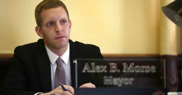 Progressives Backing Alex Morse Are Mostly Silent On Misconduct Charges