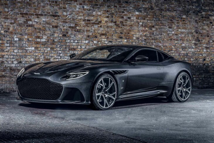 Aston Martin 007 Edition Sports Cars