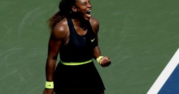 Serena Williams After Latest Loss: 'It's Like Dating A Guy That You Know Sucks'