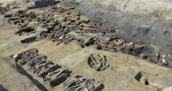 Over 1,500 human bones found at Osaka historical grave site – Reuters