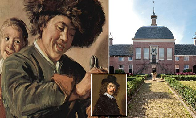 £10m 1626 Frans Hals painting stolen for third time since 1988