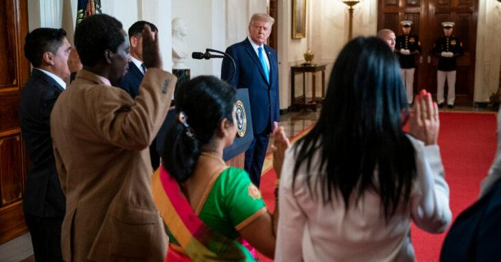 R.N.C. Presents Donald Trump, the American Protector