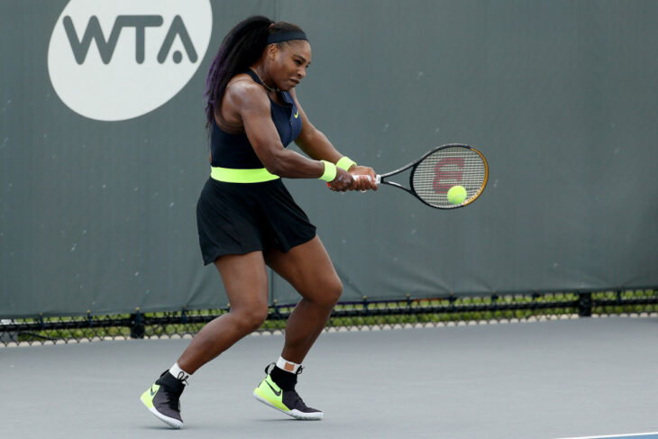 Serena Williams' quest for 24th Grand Slam starts with rough US Open draw