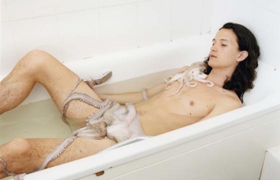 Yushi Li Turns the Female Gaze onto White Men on Tinder