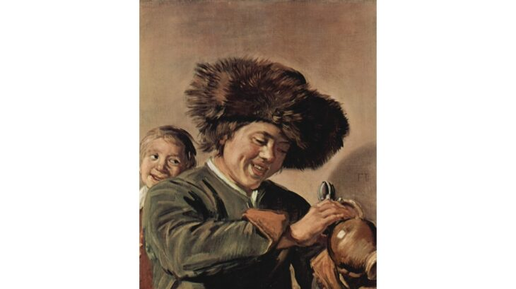 Dutch masterpiece 'Two Laughing Boys' stolen for third time