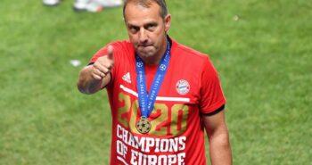 Sports news feed: Lewandowski, Flick and Harder win major German football awards