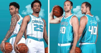 Hornets Channel Their Past, But New Uni Set Lacks Buzz