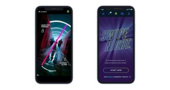 Tinder Brings Back 'Swipe Night' with Karena Evans-Directed Experience