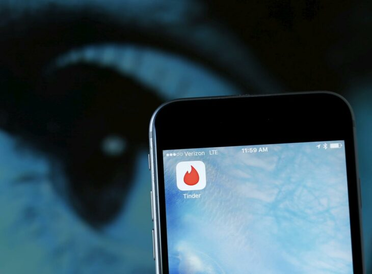 "Pakistan says it has blocked dating apps Tinder, Grindr, Tagged, Skout, and SayHi for violating local laws and streaming ""immoral content"" (Gibran Naiyyar Peshimam/Reuters)"
